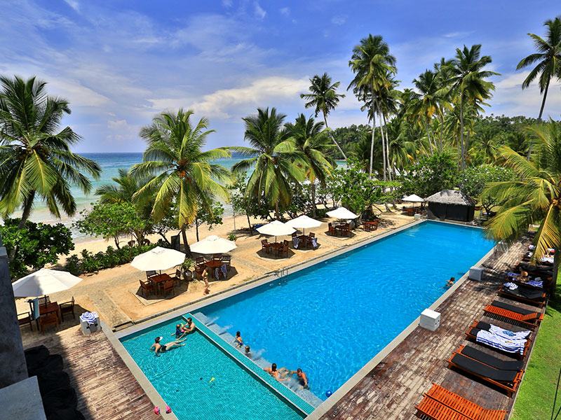 Beach Is More Than We Can Ask For Hence Are Paradise Club Mirissa Offer The Best In Sun And Surf To Our Guests A Memorable